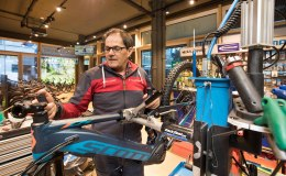 Bikeshop Ilanz