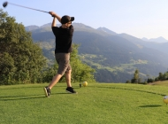 Golfidylle Brigels 2