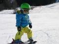 Keiner zu Klein, Skifahrer zu sein
