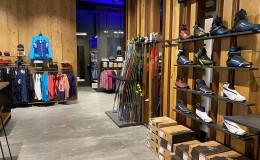 Shop Ilanz Langlaufabteilung