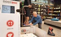 Shop Ilanz Bootfitting und Einlagesohlen