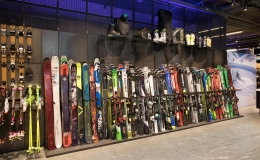 Shop Ilanz Skiwand