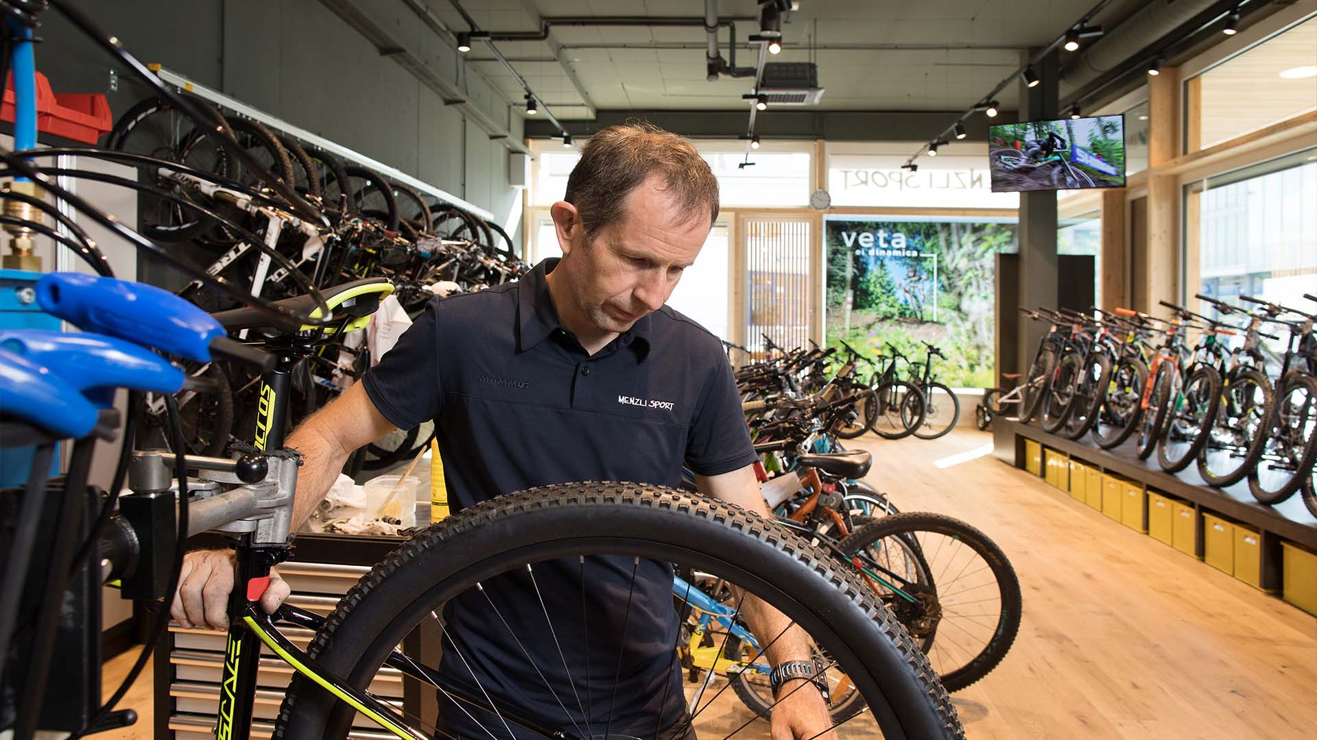 Testslide Bikeservice